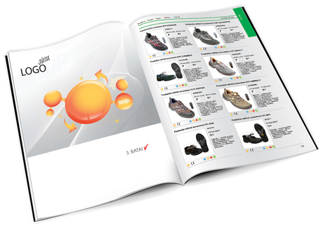 Print catalog-catalogs production